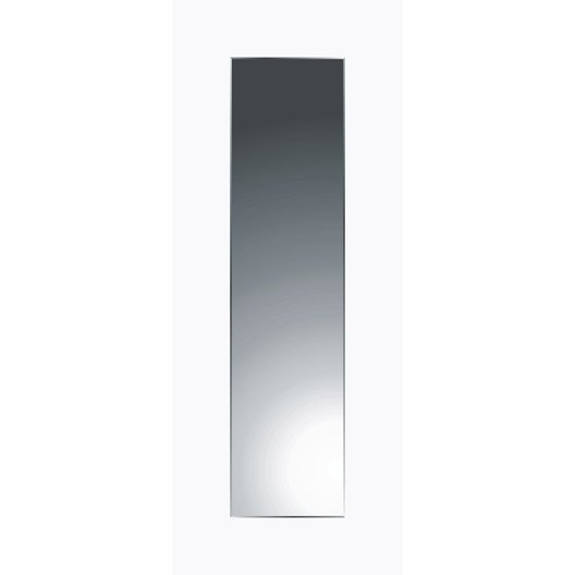Miroir non lumineux d coup rectangulaire x cm for Miroir 120 cm