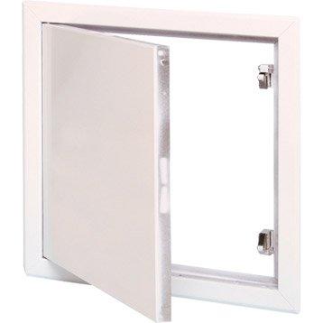 trappe de visite trappe de visite plafond au meilleur prix leroy merlin. Black Bedroom Furniture Sets. Home Design Ideas