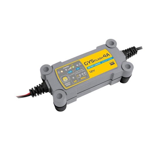 chargeur batterie permanent