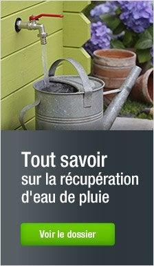 R cup rateur eau de pluie cuve eau de pluie au meilleur - Evacuation eau de pluie terrasse ...