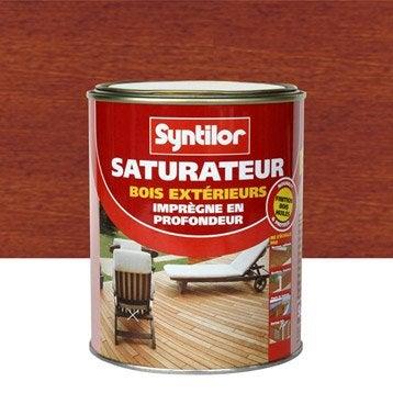 Saturateur SYNTILOR 1 l, bois exotique