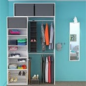 Dressing SPACEO Home, blanc