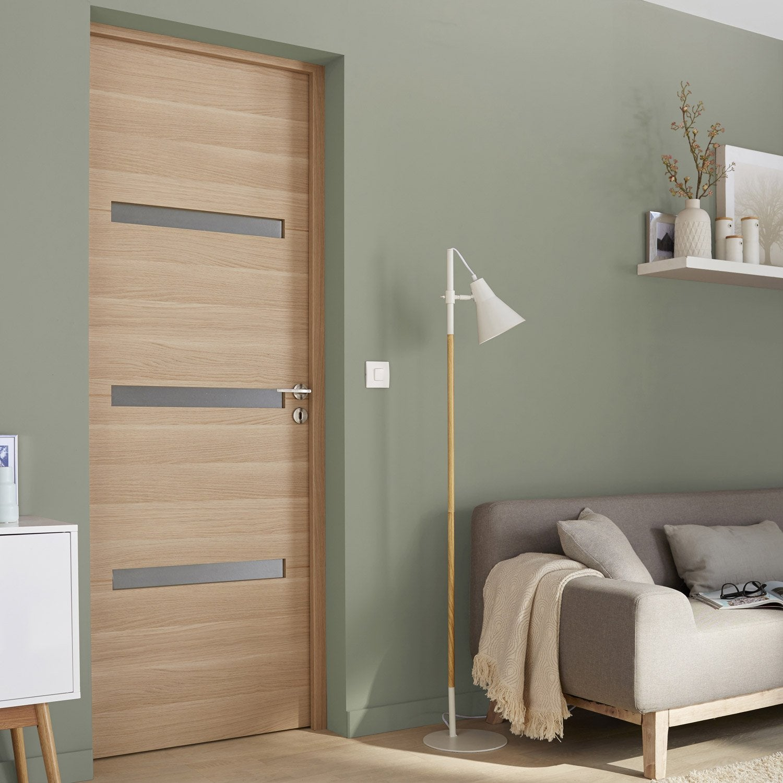 bloc porte rev tu madrid 2 artens x cm poussant droit leroy merlin. Black Bedroom Furniture Sets. Home Design Ideas