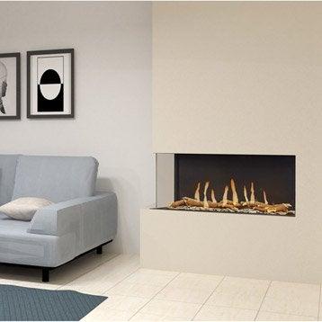 insert au gaz naturel au meilleur prix leroy merlin. Black Bedroom Furniture Sets. Home Design Ideas