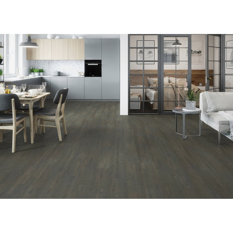 parquet contrecoll gris amazing parquet contrecoll chne rustique pinot gris with parquet. Black Bedroom Furniture Sets. Home Design Ideas