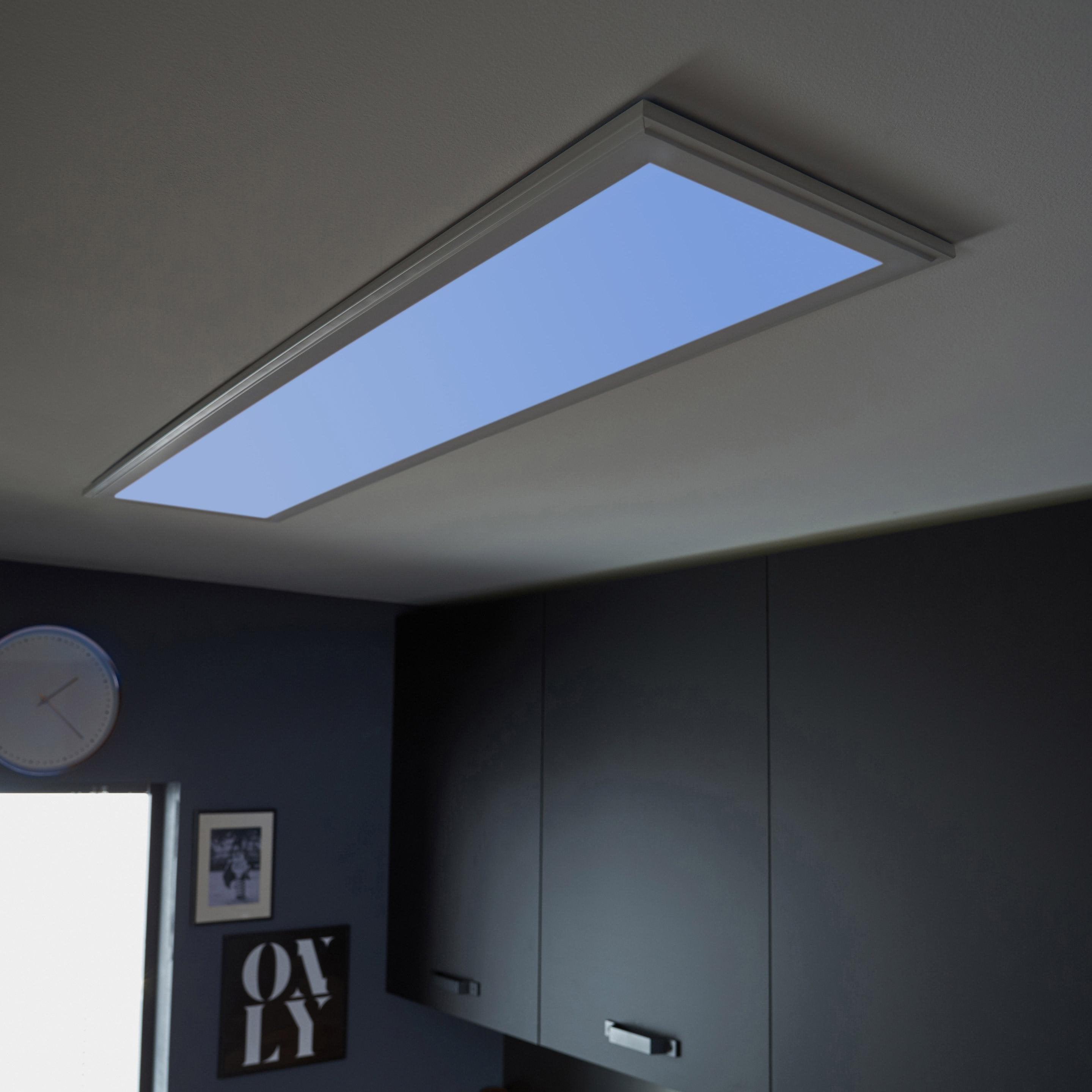 Led plafonnier changeant changement de couleur lustre lampe lumi/ère lumi/ère plafond led ampoules et t/él/écommande 32 cm