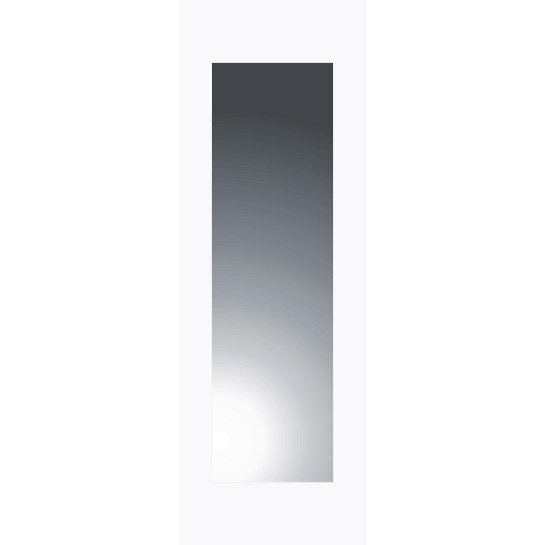 Miroir non lumineux d coup rectangulaire x cm biseaut leroy merlin - Miroir a la decoupe ...
