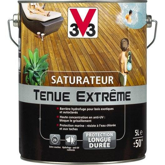 Entretien des terrasses et mobilier de jardin (saturateur et huile)