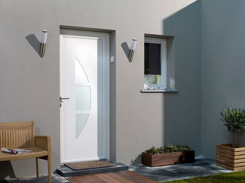Bien choisir sa porte de garage leroy merlin for Choisir une porte d entree
