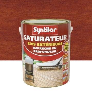 saturateur bois syntilor bois exotique aspect mat 2 5 l. Black Bedroom Furniture Sets. Home Design Ideas