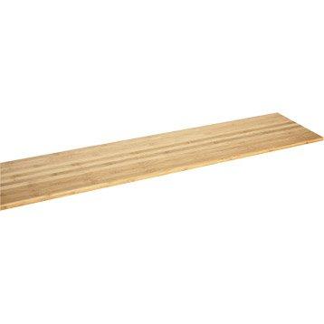 Panneau lamellé collé bambou