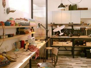 Un atelier pour toutes les passions
