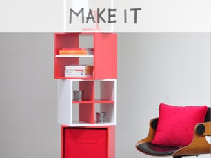 DIY : Créer une bibliothèque tournante