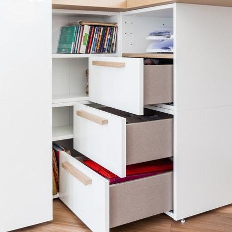 Les tiroirs du bureau de David à Oberhoffen sur Moder