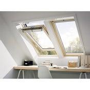 comment installer une fen tre de toit leroy merlin. Black Bedroom Furniture Sets. Home Design Ideas