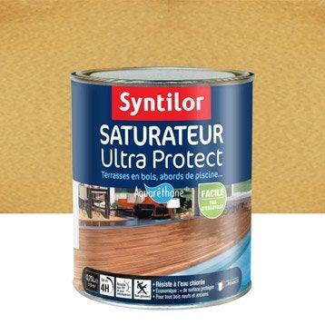 saturateur bois aqua syntilor naturel aspect mat l. Black Bedroom Furniture Sets. Home Design Ideas
