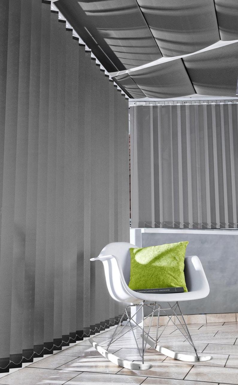 stores lamelles verticales leroy merlin. Black Bedroom Furniture Sets. Home Design Ideas