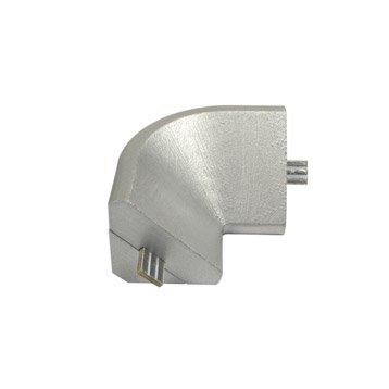 Connecteur L 90° pour réglette triangle Rio INSPIRE gris