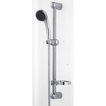 Pommeau de douche et flexible de douche leroy merlin for Ensemble de douche leroy merlin
