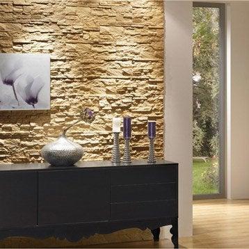 plaquette tenerife en pl tre jaune. Black Bedroom Furniture Sets. Home Design Ideas