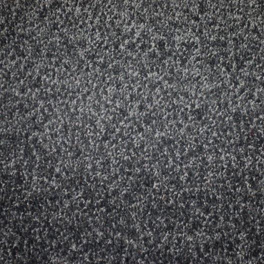 moquette velours minimoon grise 4 m leroy merlin. Black Bedroom Furniture Sets. Home Design Ideas