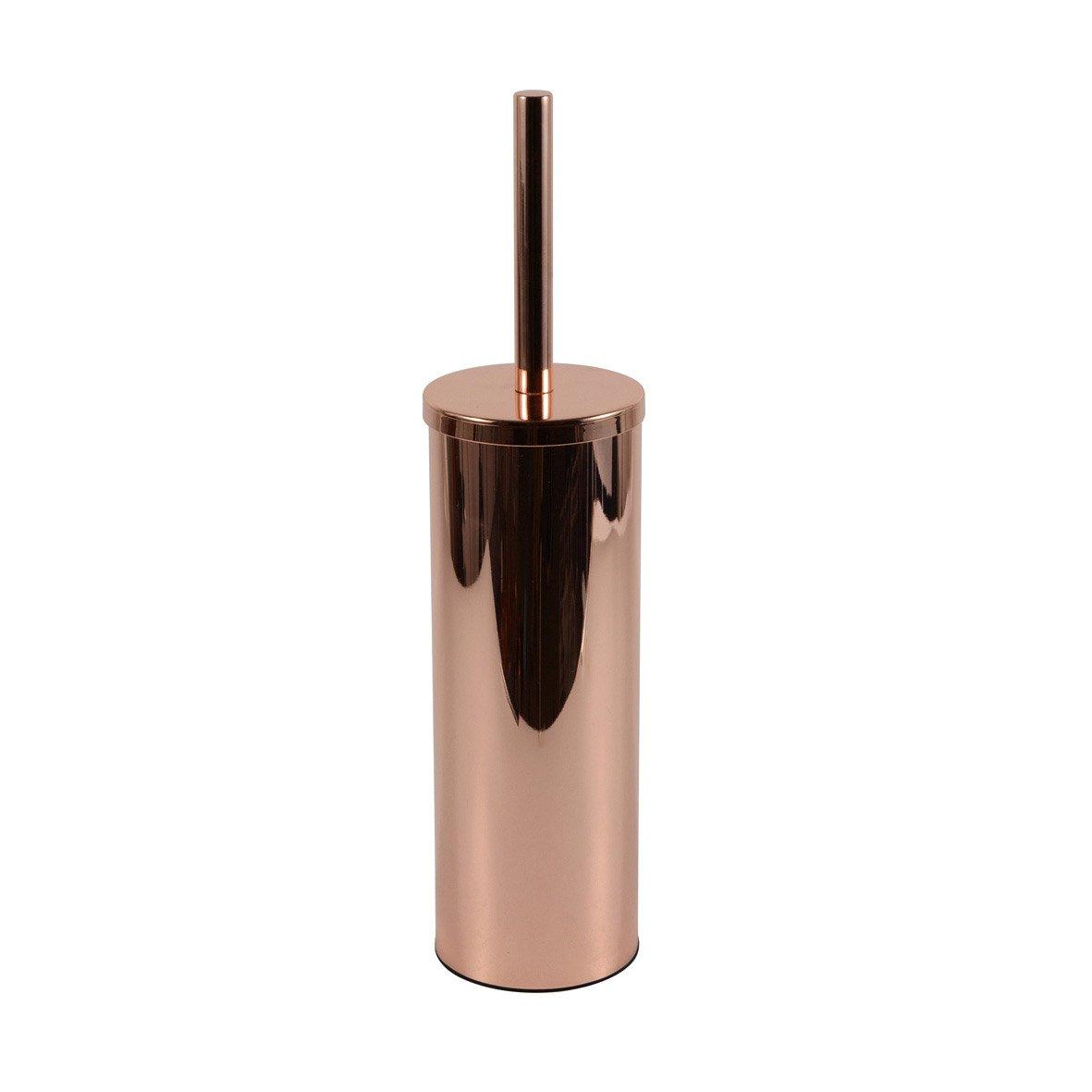 Accessoire Salle De Bain Cuivre ~ brosse wc m tal copper cuivre leroy merlin
