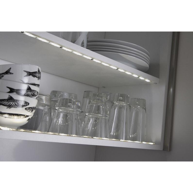 Kit Ruban Led à Piles 05m Blanc Chaud 3000k 85 Lumens Flexled Inspire