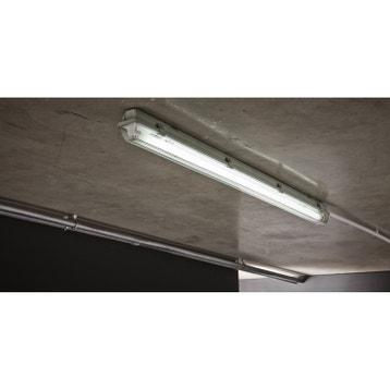 eclairage garage cave grenier r glette led n on au. Black Bedroom Furniture Sets. Home Design Ideas