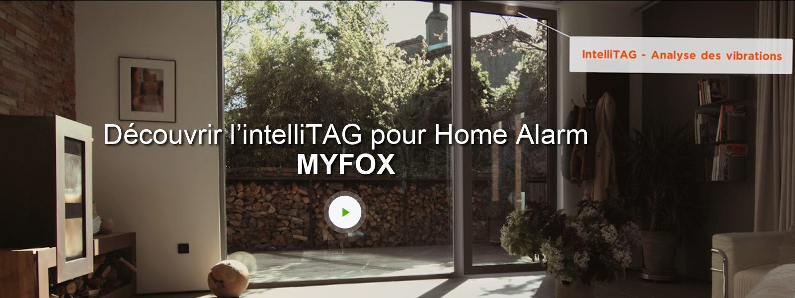 lot de 5 intellitag pour home alarm myfox leroy merlin. Black Bedroom Furniture Sets. Home Design Ideas