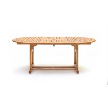 Table De Jardin Ovale Resine Tressee au meilleur prix ...