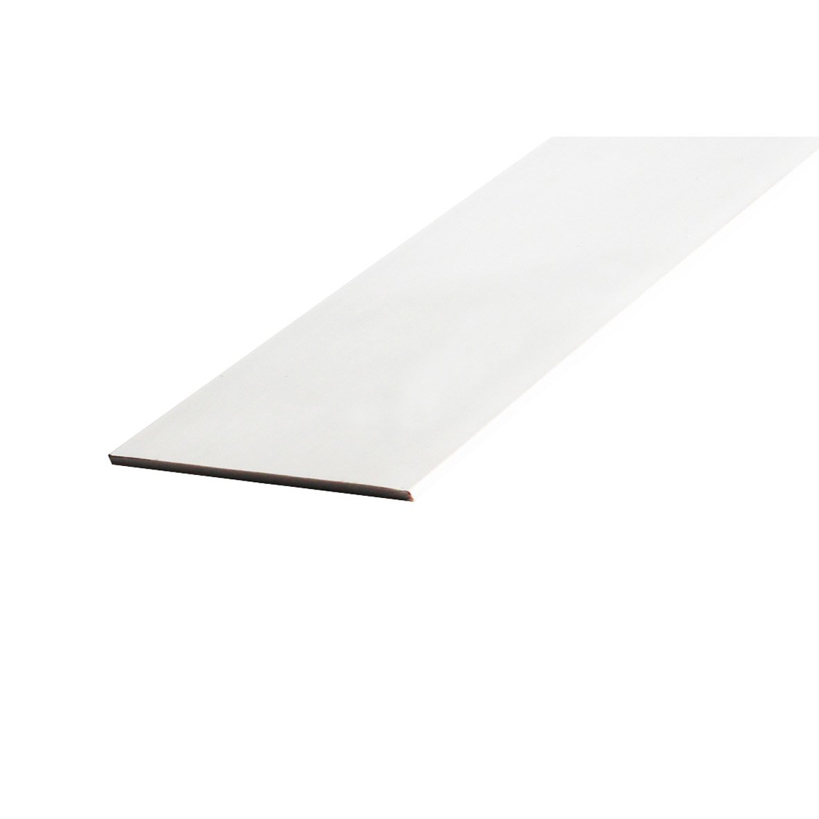 Champlat En Pvc Blanc 60 X 2 Mm L 260 M