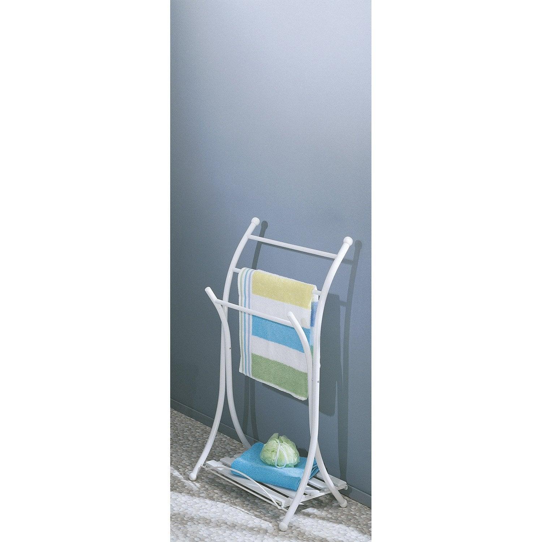 porte serviettes accessoires et miroirs de salle de bains au meilleur prix leroy merlin. Black Bedroom Furniture Sets. Home Design Ideas