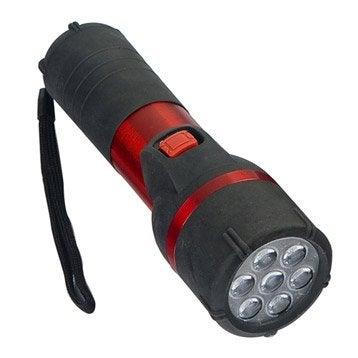 Lampe torche portée 10 m, 2.1 W LEXMAN