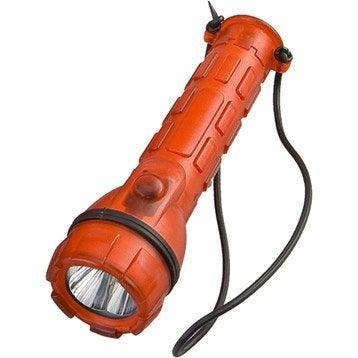 Lampe torche portée 10 m, 0.3 W LEXMAN