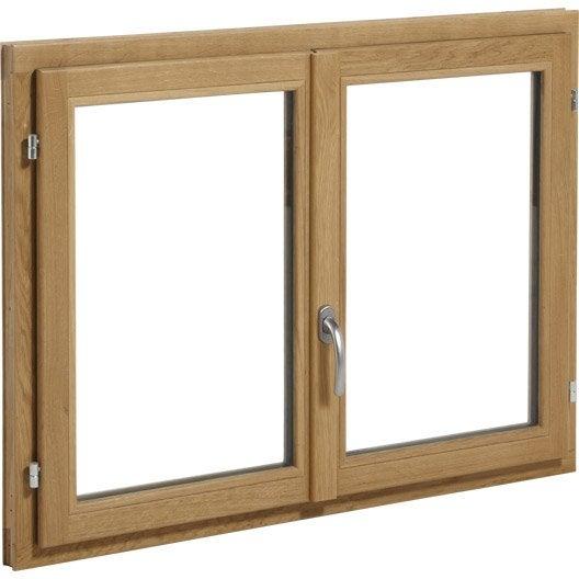 fen tre bois artens 2 vantaux ouvrant la fran aise x cm leroy merlin. Black Bedroom Furniture Sets. Home Design Ideas