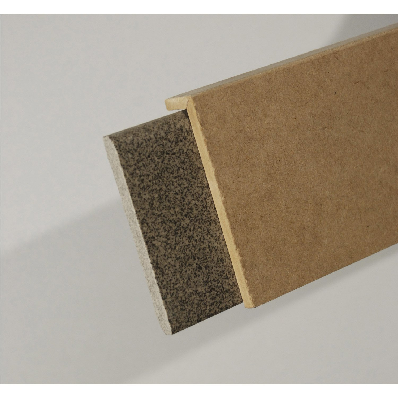 surplinthe de r novation m dium mdf m lamin 20 x 92 mm l 2 2 m leroy merlin. Black Bedroom Furniture Sets. Home Design Ideas