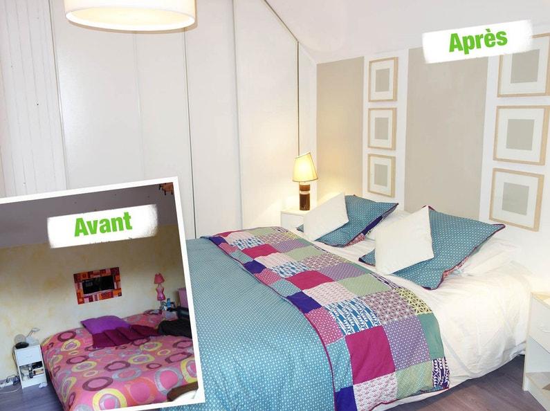 Les relookings de maison vendre sur m6 par emmanuelle rivassoux - Relooking chambre adulte ...