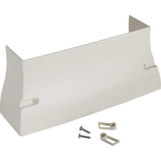 jonction plafond sol gaine technique de logement gtl abb cm leroy merlin. Black Bedroom Furniture Sets. Home Design Ideas