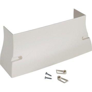 Jonction plafond/sol gaine technique de logement (GTL) ABB, H.13xL.30.1xP.9 cm
