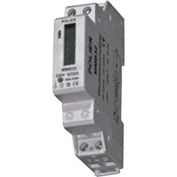 Compteur de consommation MCI, 230 V, 32 A