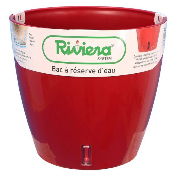 Pot de fleurs jardini re poterie d corative au meilleur - Jardiniere reserve d eau plastique ...
