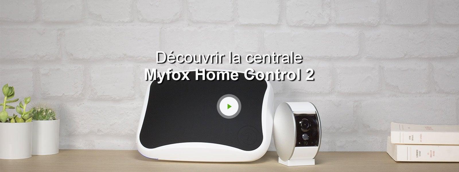 Box domotique radio evology leroy merlin - Myfox home control ...