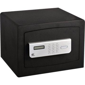 coffre fort et caisse monnaie au meilleur prix leroy merlin. Black Bedroom Furniture Sets. Home Design Ideas