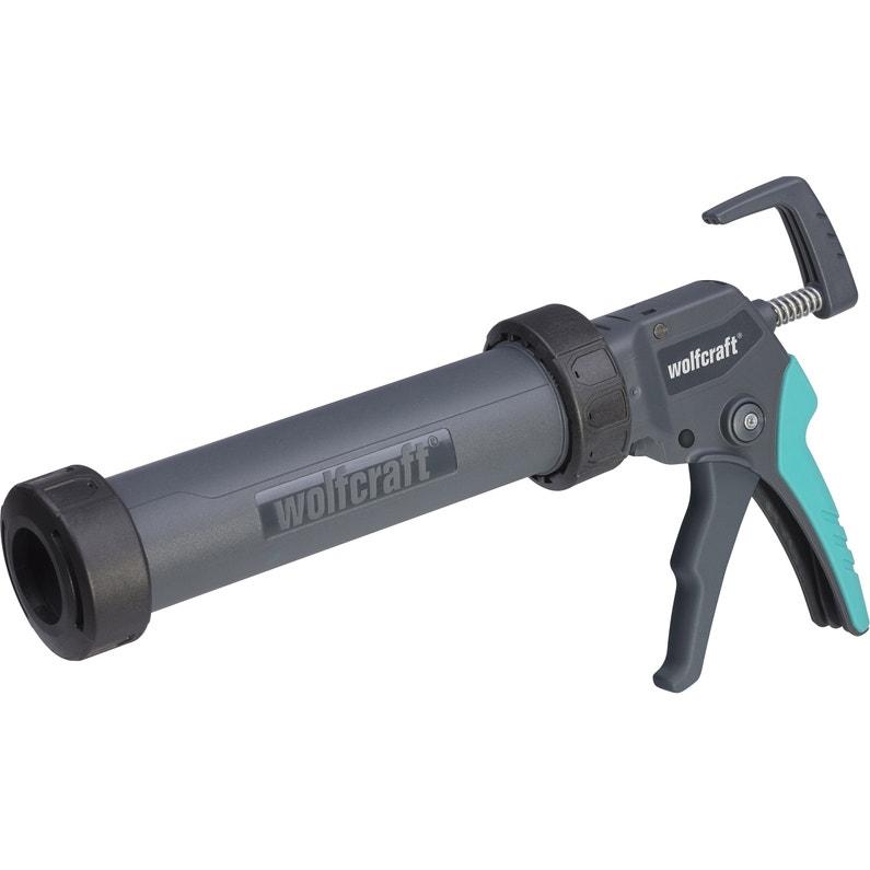 Pistolet Pour Cartouche Et Poche Souple Mg510 Wolfcraft