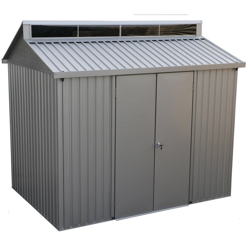 Abri De Jardin Aluminium Duramax Ep 0 4 Mm 5 22 M