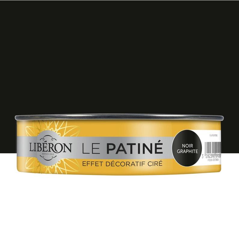 Patine Patiné Liberon Noir Graphite 015 L
