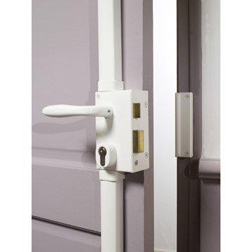 Serrure et cylindre de serrure quincaillerie de la porte for Serrure porte 5 points