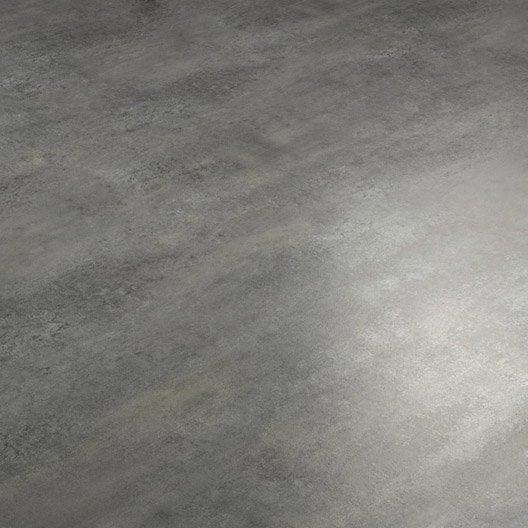 Béton à effet ciré gris galet PRB, 2.5m²