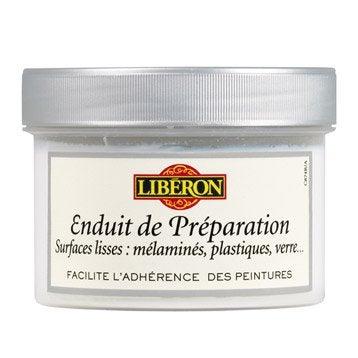 Enduit de préparation Surface Lisse LIBERON, blanc, 0.25 L