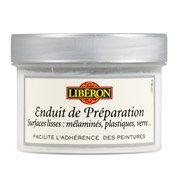 Enduit de préparation Surface lisse LIBERON, blanc, 0.5 L